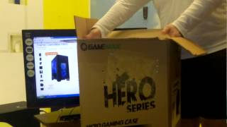 #мояраспаковка Корпус GameMax H603