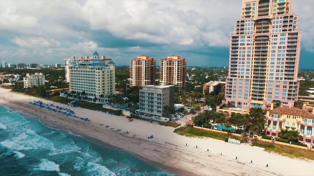 Aerial View Of Suntower Hotel Suites