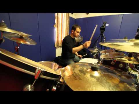 Like Incense/Sometimes By Step - Hillsong Live (Drum Cover) - Sal Arnita