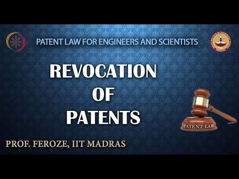 Revocation of Patents