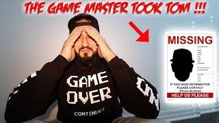 *TOM IS MISSING* I CONFRONTED THE GAME MASTER IN SLENDER MAN FOREST! | MOE SARGI