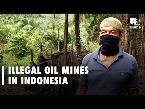 UNFOLD : Illegal Oil Mines In Sumatra Indonesia