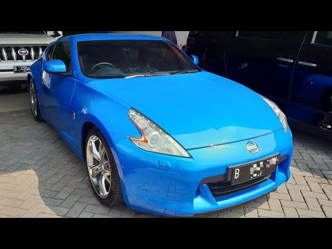 In Depth Tour Nissan 370Z Coupe (2012) - Indonesia