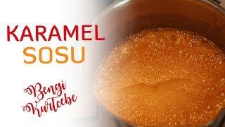 3 Dakikada Kolay Karamel Sos Yapımı  Karamel Sosu Nasıl Yapılır?