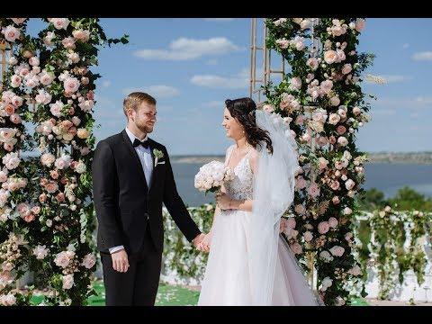 Нежная Свадьба Костя и Настя