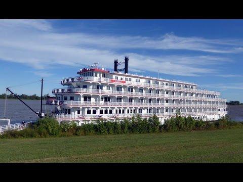 Mississippi River Cruise 2016