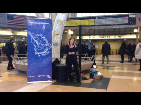 Rachel Menconi - Music In Motion Spring Tour 2015 - Someone Like You (ending)