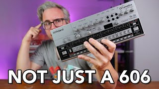 Roland TR-06 in-depth review & comparison with Behringer RD-6