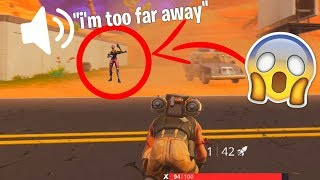 nicest girl BETRAYS me because i'm a Default Skin on Fortnite...