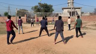Volleyball Match//Part2//India
