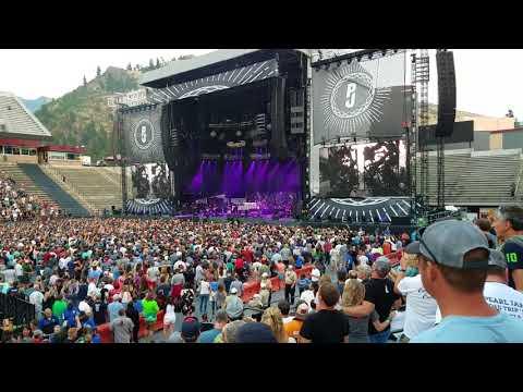 Pearl Jam - Missoula, MT  August 13, 2018