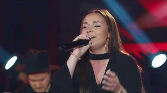 Tuolihaaste Marika Mäntymäki - Say You Won't Let Go   X Factor Suomi   MTV3