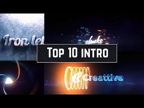 TOP 10 Intro Logo 2019 #1 Free Download | FREE AFTER EFFECTS TEMPLATES