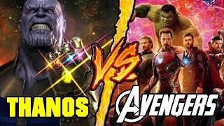 Thanos VS Avengers - Battaglia Rap Epica - Manuel Aski