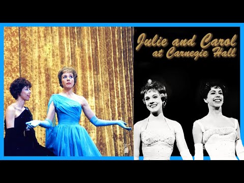 Julie And Carol At Carnegie Hall (1962)