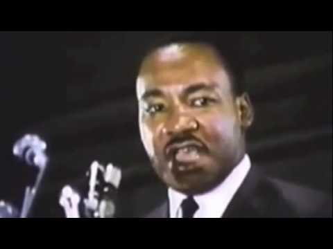 The Radical MLK You (Probably) Haven't Heard or Seen with Actual footage
