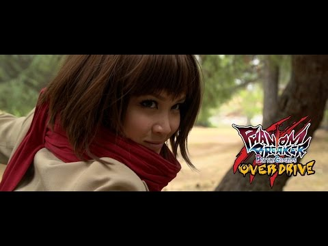 Phantom Breaker: Battle Grounds Overdrive (Live Action) -- Yuzuha's Fight