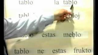Curs d'Esperanto – Lliçó VI (Part 1/2)