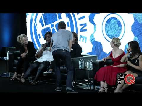 A Conversation with Badass Women live from #NerdHQ 2014