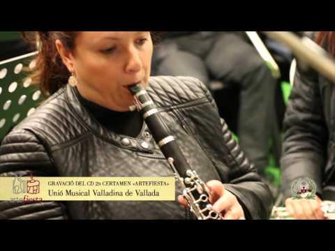 UNIÓ MUSICAL VALLADINA DE VALLADA MAKING-OF HD
