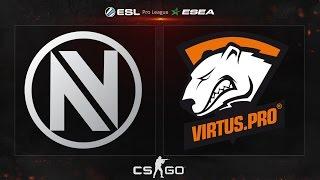 CS:GO - Virtus.Pro vs. EnVyUS [Mirage] - ESL ESEA Pro League Season 2 - Week 3, Day 2