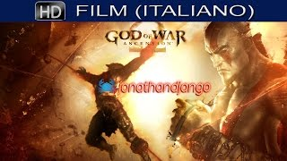 GOD OF WAR ASCENSION IL FILM ( ITALIANO )
