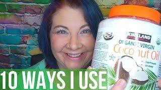 Coconut Oil Uses   10 Ways I Use Coconut Oil