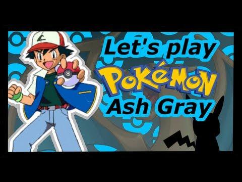 Let S Play Pokemon Ash Gray Pl Part 1 Pikachu Wybieram Cię Youtube