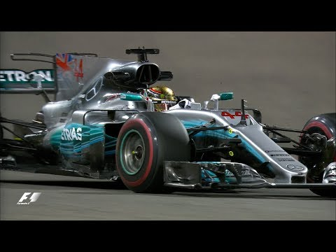 2017 Abu Dhabi Grand Prix: FP2 Highlights