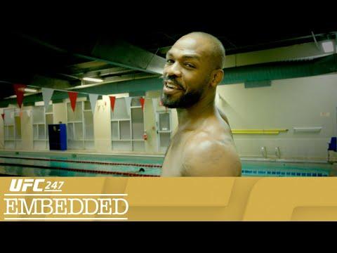 UFC 247 Embedded: Vlog Series - Episode 2