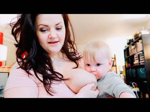 What Breastfeeding On Demand Looks Like