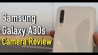 Samsung Galaxy A30s Camera Review