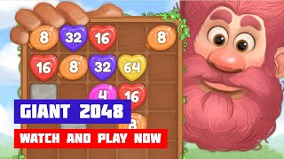 Giant 2048 · Game · Gameplay
