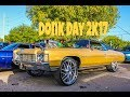 DONK DAY 2K17 IN HD (candy paint, verts, hard tops, big motors and rims) (MUST SEE)