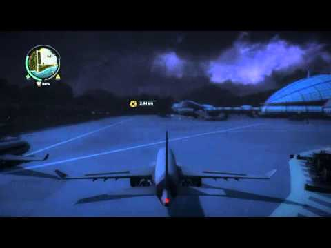 jc2 landing and takeoff thrustmaster t flight hotas x ps3 youtube. Black Bedroom Furniture Sets. Home Design Ideas