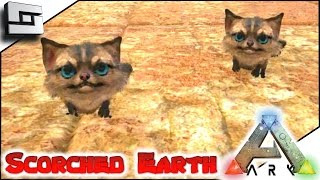 ARK: Scorched Earth - JERBOA BABY BREEDING! E24 ( Scorched Earth Map Gameplay )