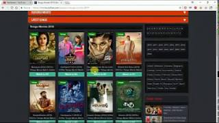 How to watch New Telugu Movies Online//Watch Any Language Movies Online For Free
