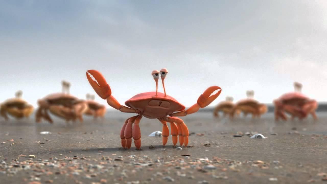 de lijn crabs youtube