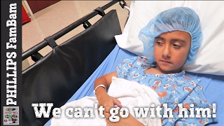 ELIJAH'S DAY OF SURGERY VLOG | FIRST SCARY SURGERY AT THE HOSPITAL