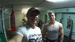 Тренировка Бёдер и Спины! Колян и Стасян!