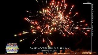 Video GM191 Accelerated Fire - 193 Shot download MP3, 3GP, MP4, WEBM, AVI, FLV Agustus 2017