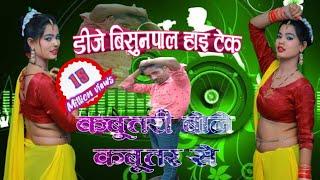Kabutri Bole Kabutar Se Super Dholki Mix Dj Vishnupal