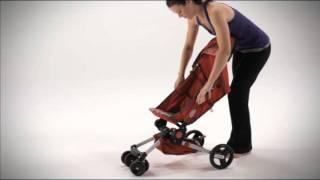QuickSmart Easy Fold Stroller
