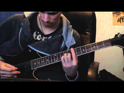 System Of A Down Ego Brain guitar cover