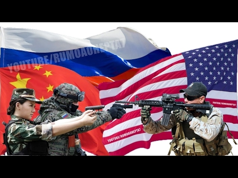WORLD War 3 Between America and China HD VIDEO 2017