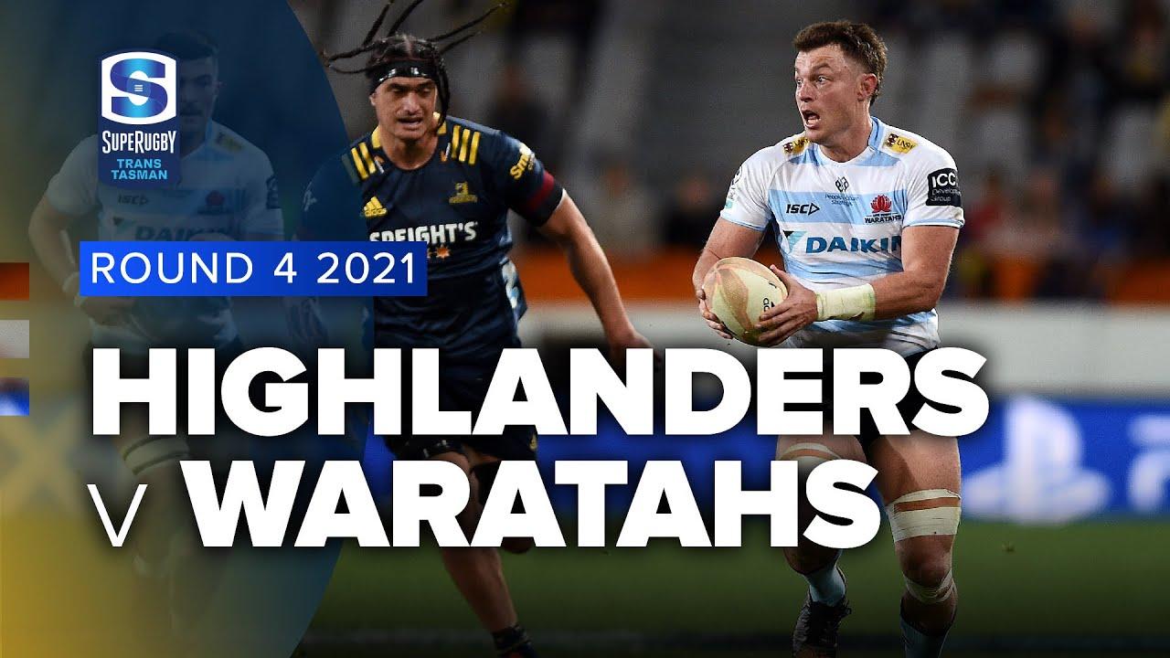 Download Super Rugby Trans Tasman | Highlanders v Waratahs - Rd 4 Highlights