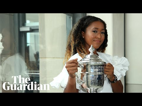 'I would have been pulling for Serena too': Naomi Osaka on her US Open win