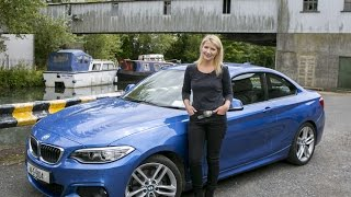 BMW 220d review by Geraldine Herbert