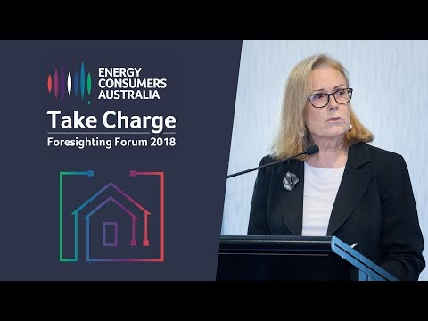 Rosemary Sinclair, Energy Consumers Australia - Opening address