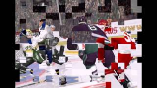 NHL 2001 PC 2000 Gameplay